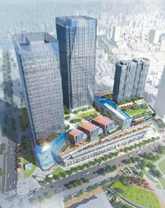 上海环贸广场