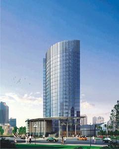 陕西榆林经济开发区创业大厦