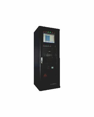 HS-K1000W立柜式余压监控主机
