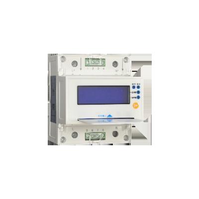 HS-P911C单相导轨式预付费电能表